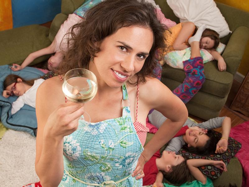Moms Who Wine
